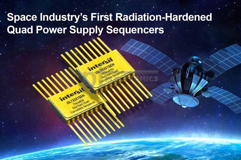 радиационно-стойкий четырехканальный секвенсор