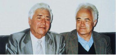 С Владимиром Андреевичем Якубовичем