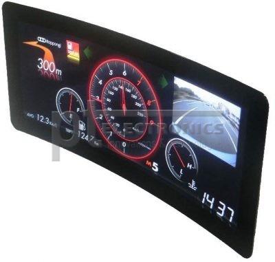 цветные TFT-LCD