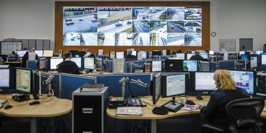 центры управления дорожным движением