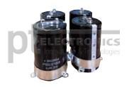 Алюминиевые конденсаторы Screw Type teapo