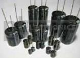 Алюминиевые конденсаторы радиальные teapo