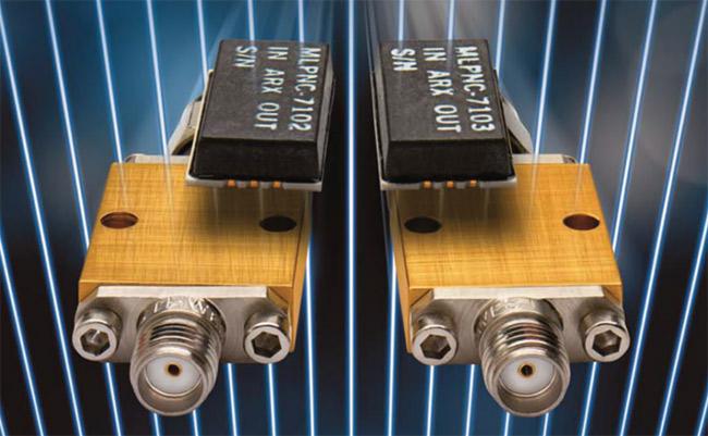 Пассивный нелинейный генератор Aeroflex/Metelics с ультранизкими шумами
