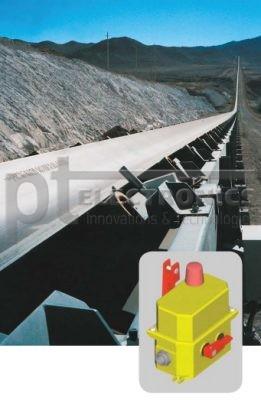Пример аварийного выключателя и конвейера