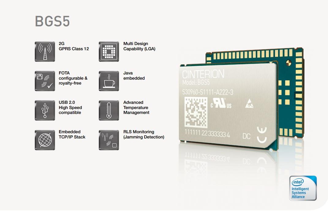 Универсальный GSM-модуль M-GSM 2