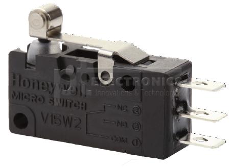 микропереключатели V15W2