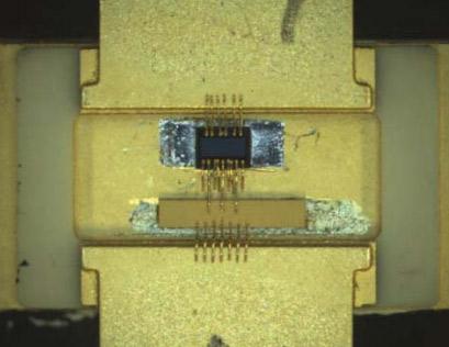 Рис.1. HEMT транзистор 30 Вт в непрерывном режимемммм
