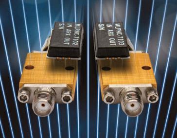 Семейство малошумящих нелинейных генераторов серии NLTL Aeroflex