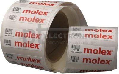 печатные метки радиочастотной идентификации molex-web