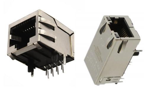 Разъемы и соединители Pulse Electronics