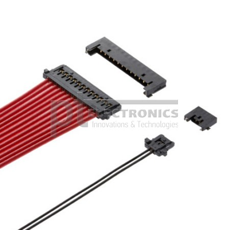 проводные соединители Pico-Lock SMT