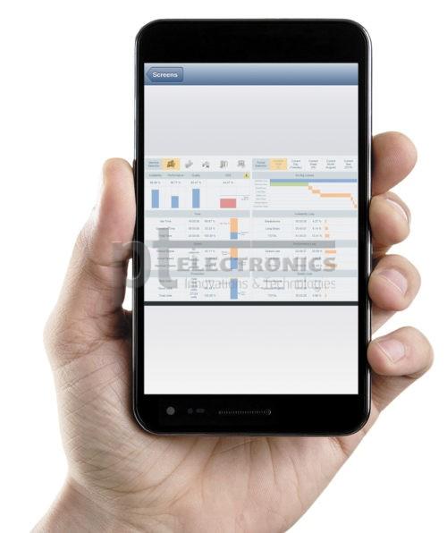 Мобильный HMI